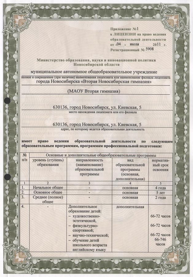 Лицензия-2